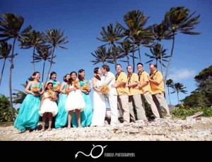 destination wedding photography - hawaii