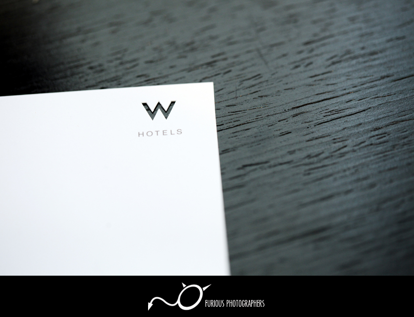 Wedding Photography Business Names: W Hotel Hollywood Wedding Photography
