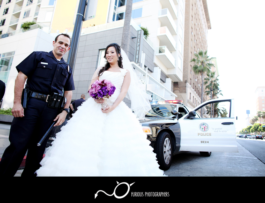 w hotel hollywood wedding photography