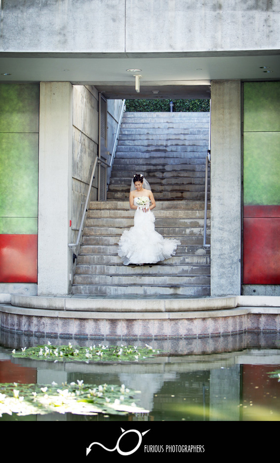 skirball cultural center wedding photography