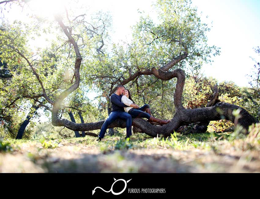 arboretum arcadia engagement photos (2)