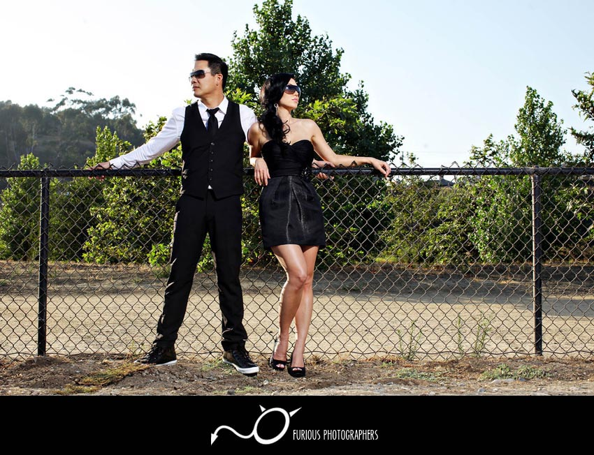 edgy los angeles engagement photography (12)