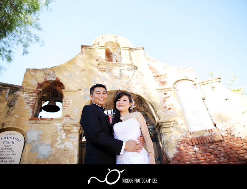 alhambra wedding photographers