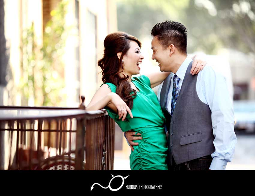 pasadena engagement photography