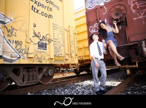 los angeles engagement photographers