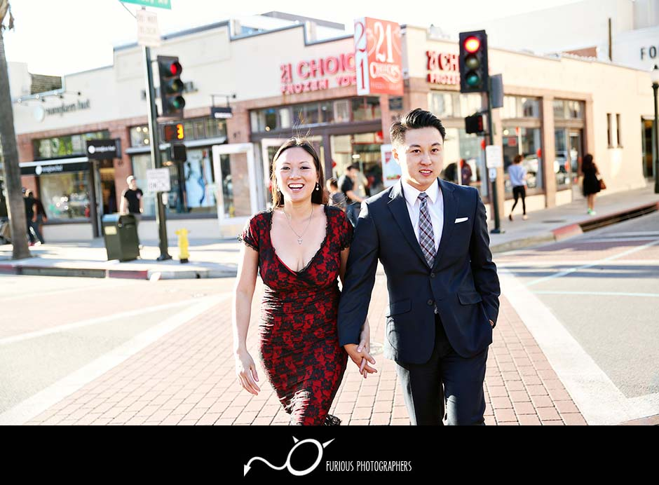 pasadena engagement photos